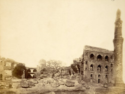 Ruined Madrasa at Bidar